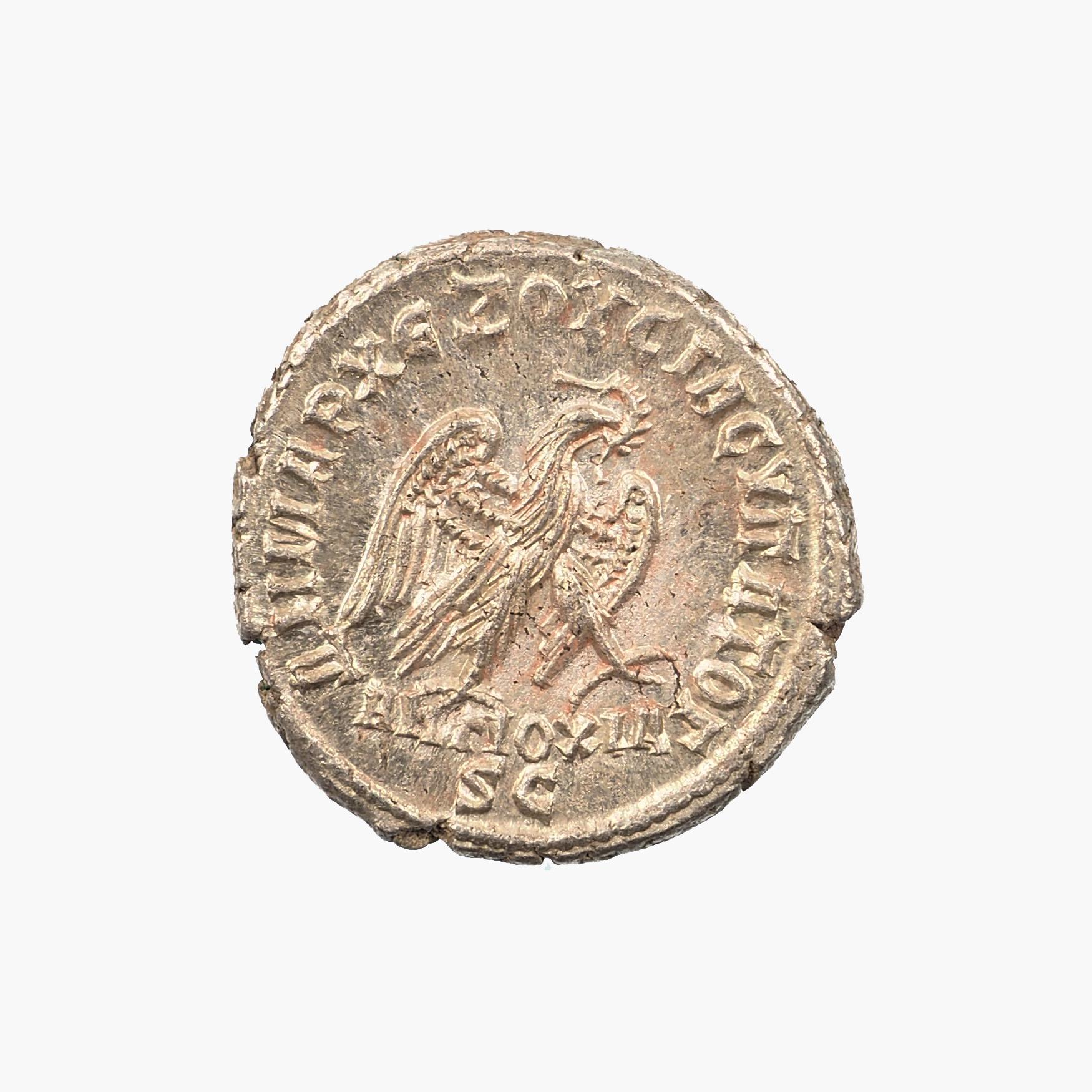 Philippe l'Arabe (244-249), Tétradrachme, 248, Antioche. Prieur 354, SUP+/SPL