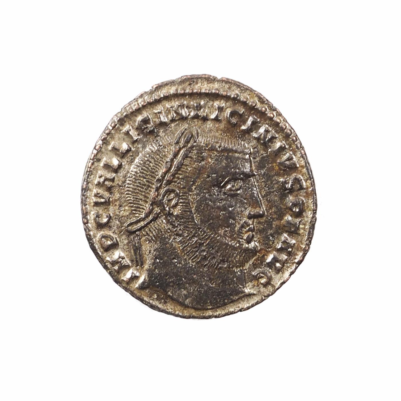 Licinius Ier (308-324), Follis, Heraclée, Cuivre, TTB, RIC 73