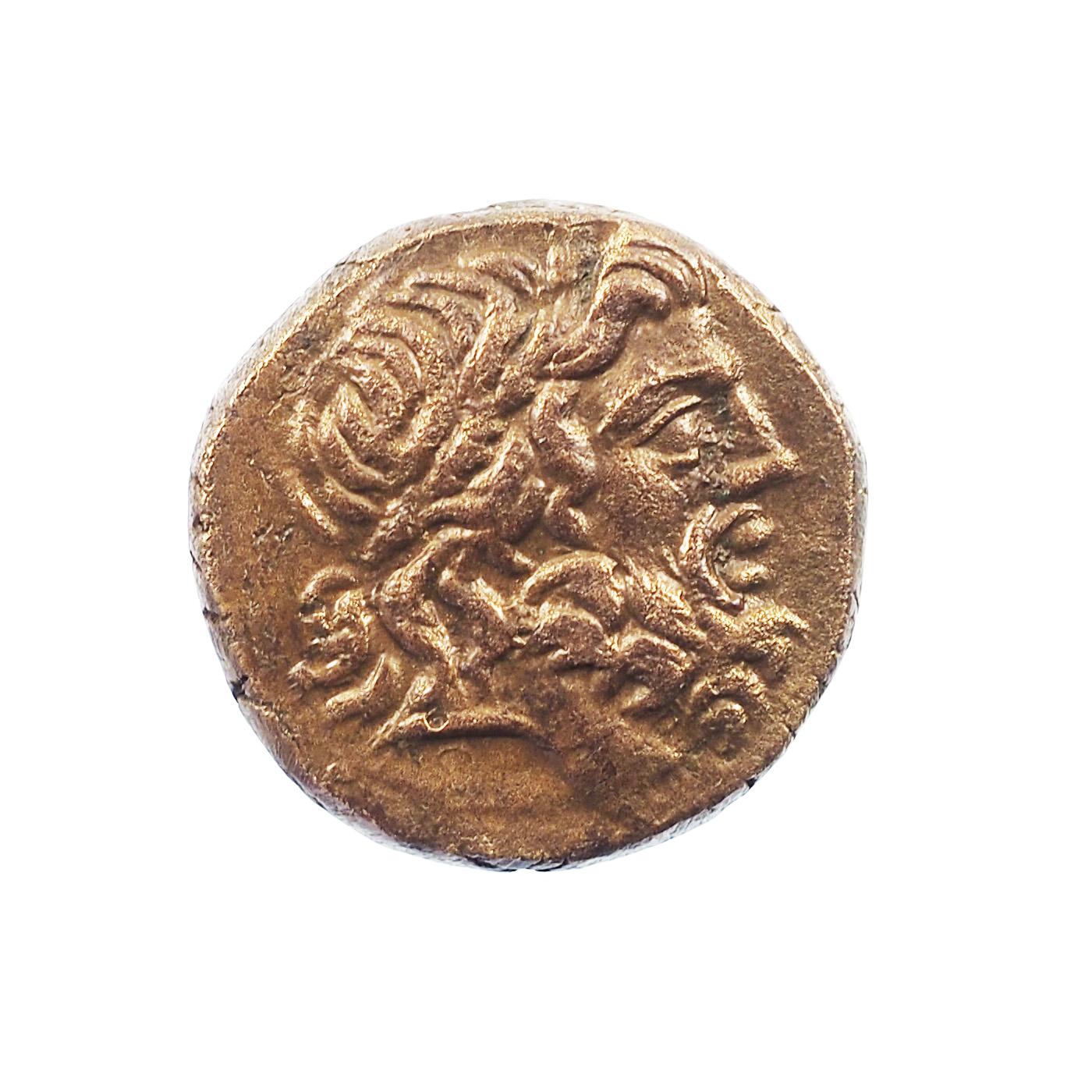 Pontus, Amisos, Bronze AE20, ZEUS, IIe siècle avt. J.-C., Sear 3636