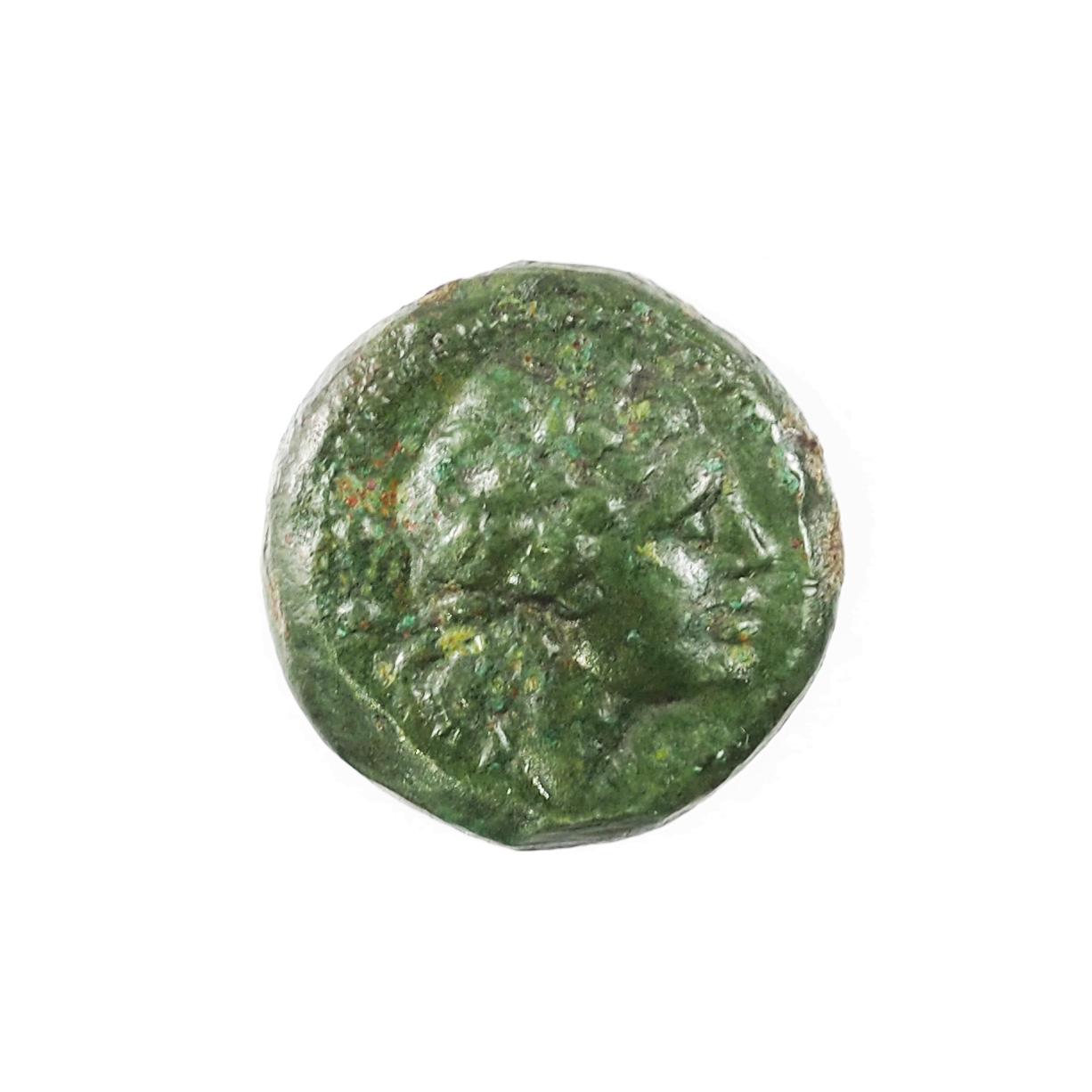Bruttium, Petelia, Sextans, 214-204 Avant J.-C., SNG ANS 614