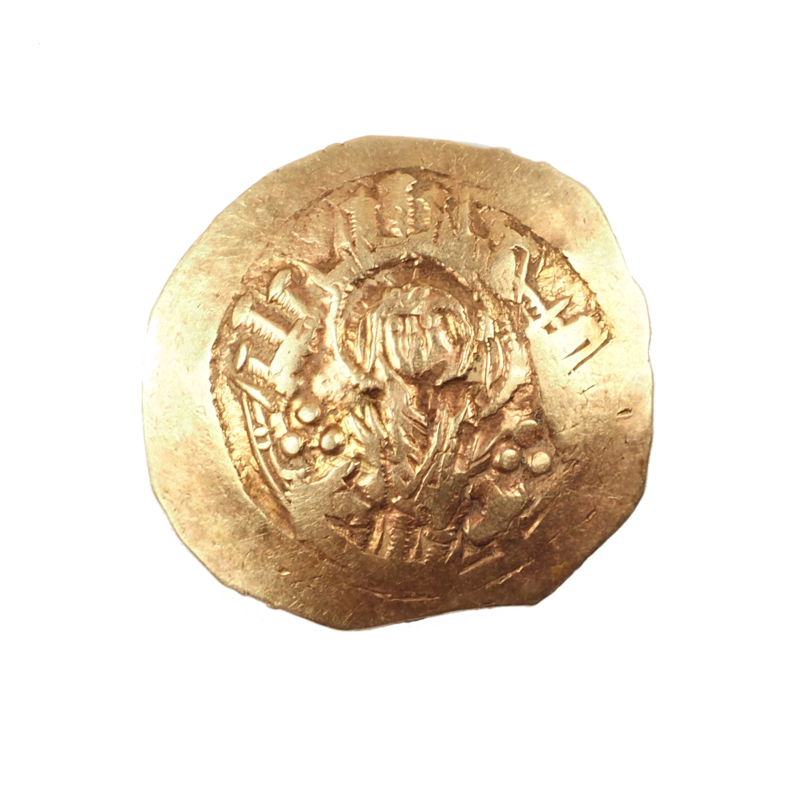 Empire Byzantin, Andronicus II - III (1325-1328), Hyperpyron, Constantinople, Or